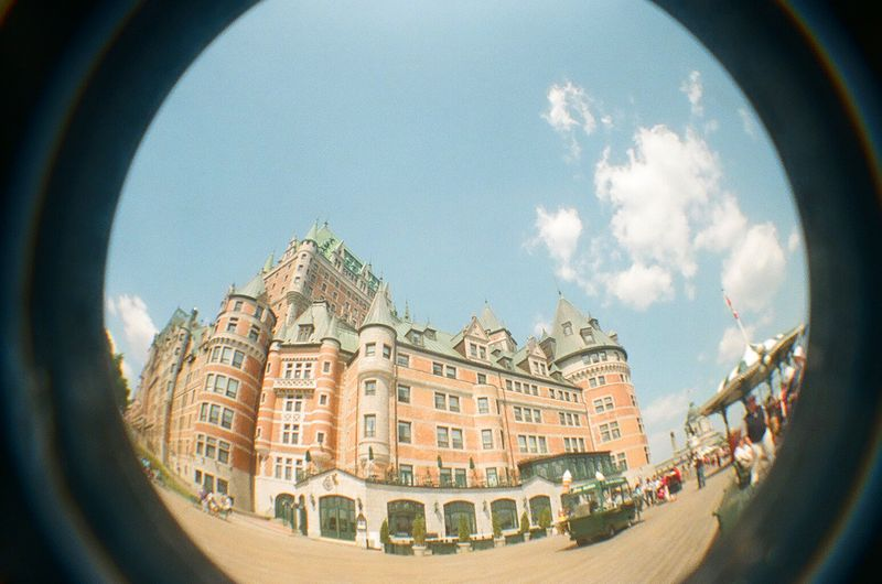 Chateau frontenac 1