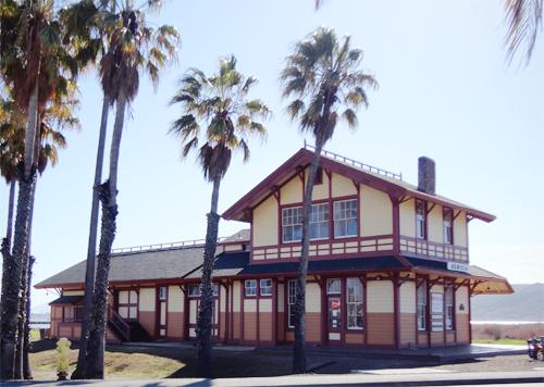 Train station 1