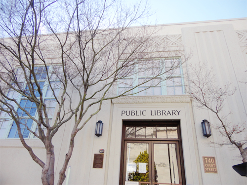 Martinez library
